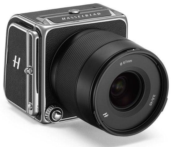 Hasselblad CFV II 50c a 907X