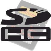 Test paměťových karet SDHC a SDXC