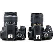 Duel levných zrcadlovek: Canon EOS 1300D vs Nikon D3400