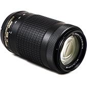 Nikon AF-P DX Nikkor 70-300 mm f/4,5-6,3G ED VR