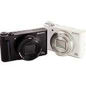 Sony Cyber-shot HX90V a WX500: kompaktní dvojice
