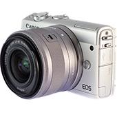 Canon EOS M100: stylové mini-CSC