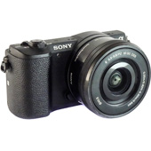 Sony A5100: postřehy z praxe