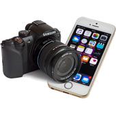 iPhone vs. staré APS-C: co má vyšší dynamický rozsah?