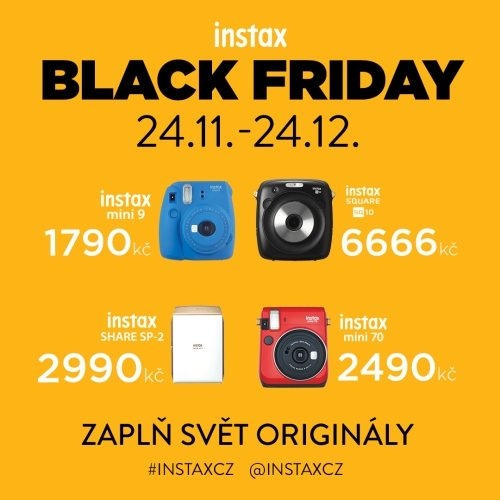 Fujifilm instax Black Friday
