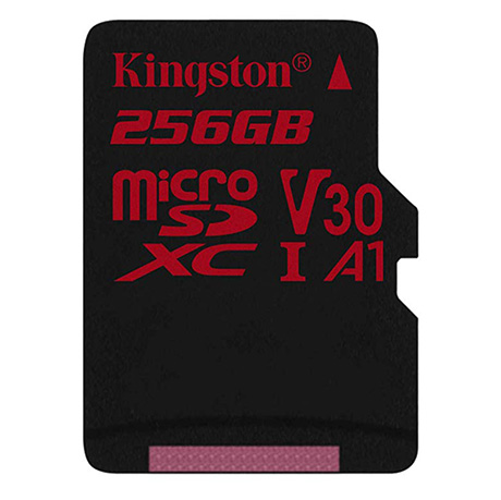 Kingston microSDXC Canvas React 256GB
