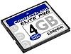 Kingston vyrábí 2 a 4 GB CF karty