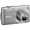 Levné kompakty Nikon Coolpix S3200, S3300, S4200 a S4300 se 6× zoomem