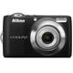 Levné kompakty Nikonu, Coolpix L21 a L22