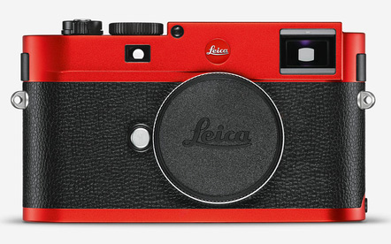 Leica M typ 262 Red