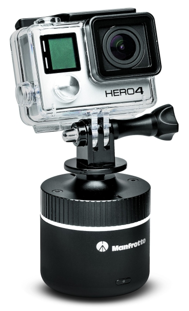 Manfrotto Pixi Pano360 s GoPro