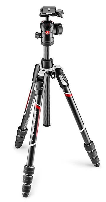 Manfrotto Befree Advanced Carbon