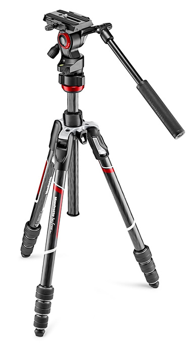 Manfrotto Advanced Live Carbon