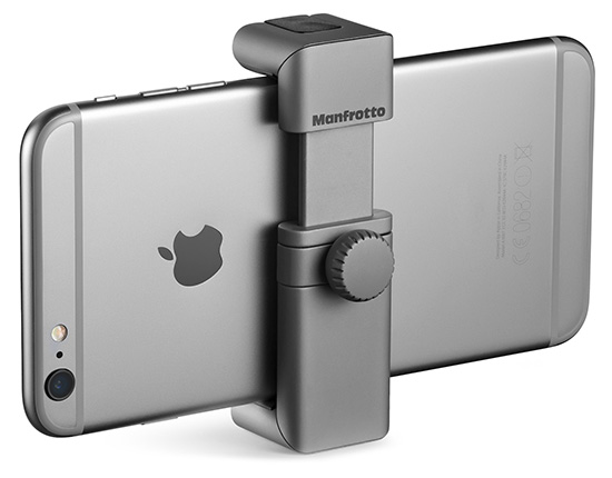 Manfrotto TwistGrip s Apple iPhone