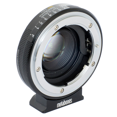 Metabones Speed Booster Q666
