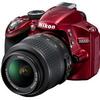 Nikon D3200, low-endová zrcadlovka s 24MPx čipem