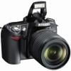 Nová zrcadlovka Nikon D90 natáčející videa a objektiv AF-S DX 18-105mm VR