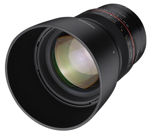 Samyang MF 85mm F1.4 Z