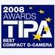 Panasonic Lumix DMC-FX500 získal ocenění TIPA 2008