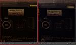 Dynamický rozsah - porovnání Camera Raw (1)