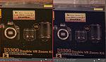 Dynamický rozsah - porovnání Camera Raw (3)