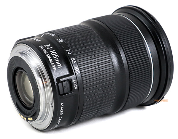Canon EF 24-105mm IS STM bajonet