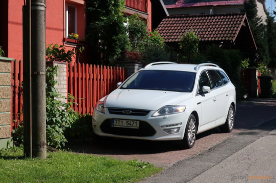 Galerie - Ford Mondeo