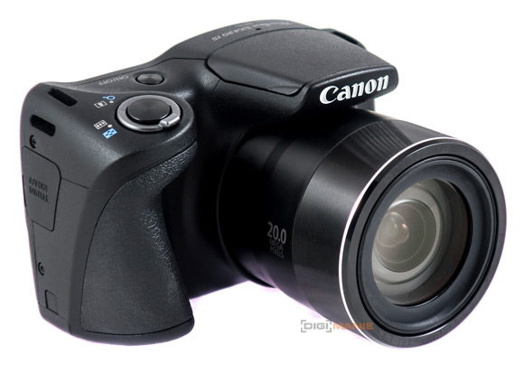 Canon PowerShot SX430 IS celkový pohled