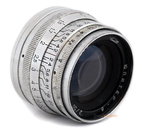 Jupiter-8 50mm F2 0 (M39)   Digimanie