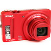 Nikon Coolpix S9100: rudý bojovník