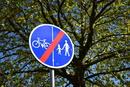 Galerie - snímek č. 13 konec stezky pro chodce a cyklisty