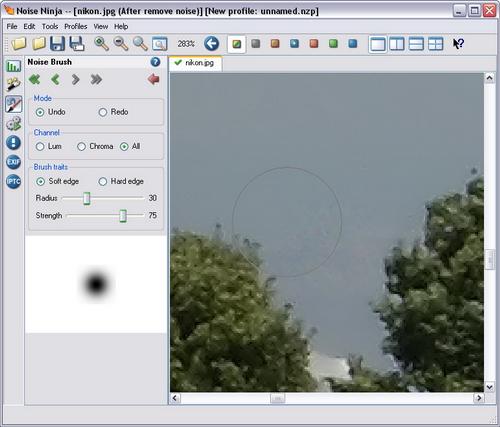 Odšumovací software v praxi - Noise Ninja (verze 2 2 0a) | Digimanie