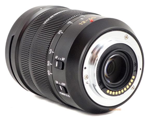 Panasonic Leica DG Vario-Elmarit 12-60mm / F2 8-4 0 ASPH