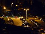 Noční scéna - citlivost ISO 4000