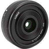 Panasonic Lumix G 14mm f/2.5 II ASPH.