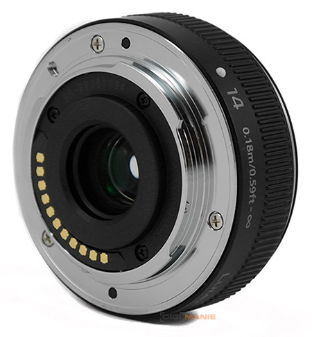 Panasonic Lumix G 14mm F2.5 II bajonet