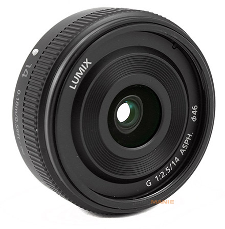 Panasonic Lumix G 14mm F2.5 II