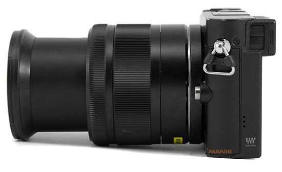 Panasonic Lumix G Vario 35-100mm F4-5.6 na Lumixu GM5