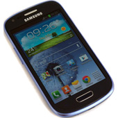 Samsung Galaxy S III mini: 5MPx placka