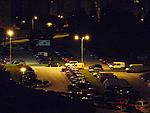 Noční scéna - citlivost ISO 1600