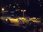 Noční scéna - citlivost ISO 3200