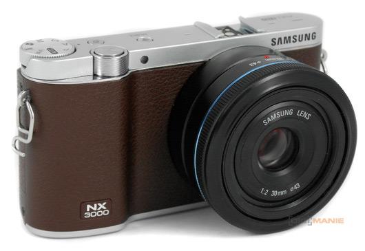 Samsung NX3000: levně se stylem   Digimanie