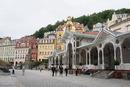 Galerie - snímek č. 3 Karlovy Vary architektura