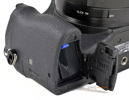 Sony Cyber-shot RX10 baterie