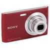 Sony Cyber-shot W510: červený základ