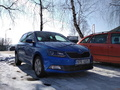 Protisvětlo 2 Škoda Fabia III