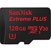 SanDisk microSDXC Extreme Plus 128GB s certifikací Works with GoPro