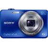 Sony Cyber-shot W690 a WX100 s 10× zoomem