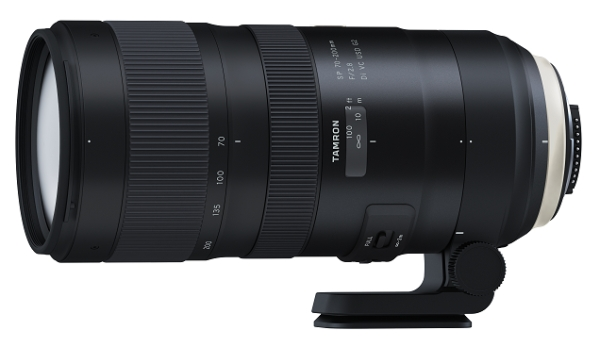 Tamron SP 70-200mm F2.8 VC G2