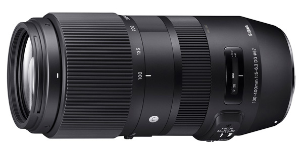 Sigma Contemporary 100-400mm F5-6.3 DG OS HSM